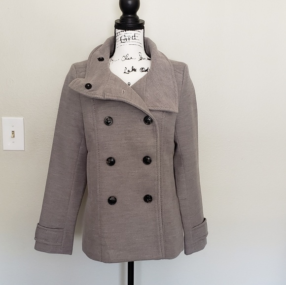 H&M Jackets & Blazers - H&M Peacoat Gray